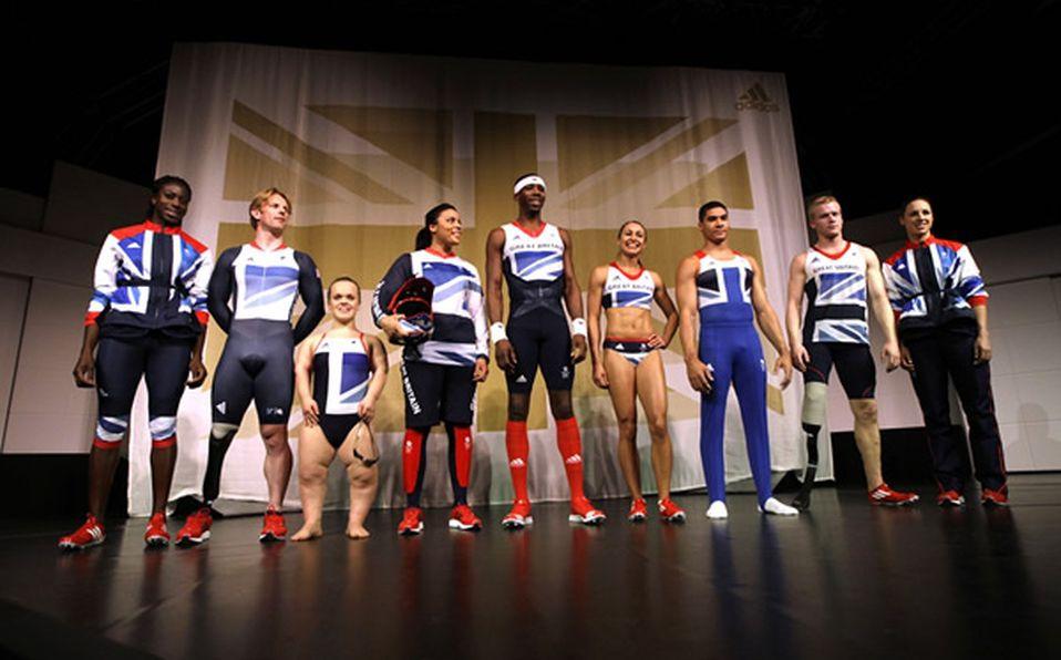 aec914fae3 McCartney presenta sus diseños olímpicos para Londres