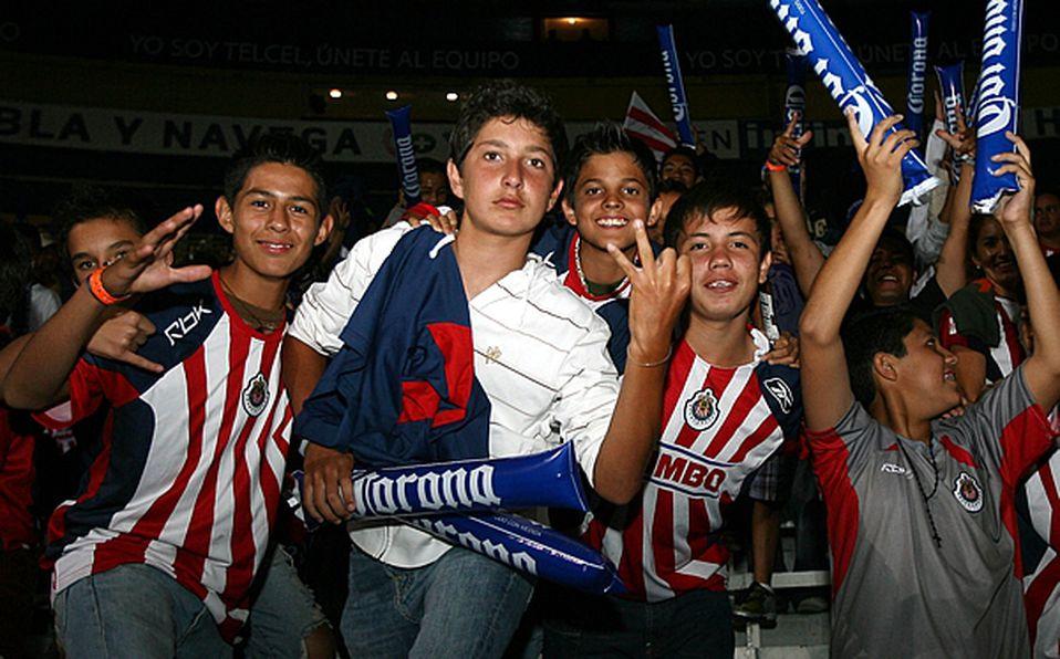 Fue inaugurada la Copa Chivas 09 acdcce27ea320