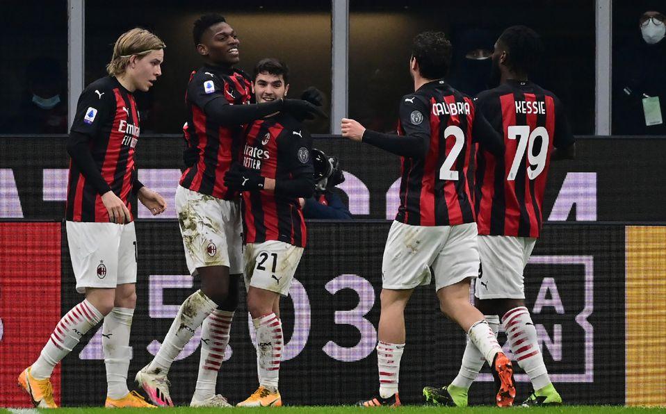 AC Milan vs Torino (2-0): Milan recupera el pulso y sigue como líder -  Mediotiempo