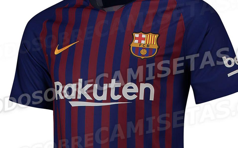 4af9ac9f9315c Filtran el uniforme del Barcelona para la temporada 2018-2019