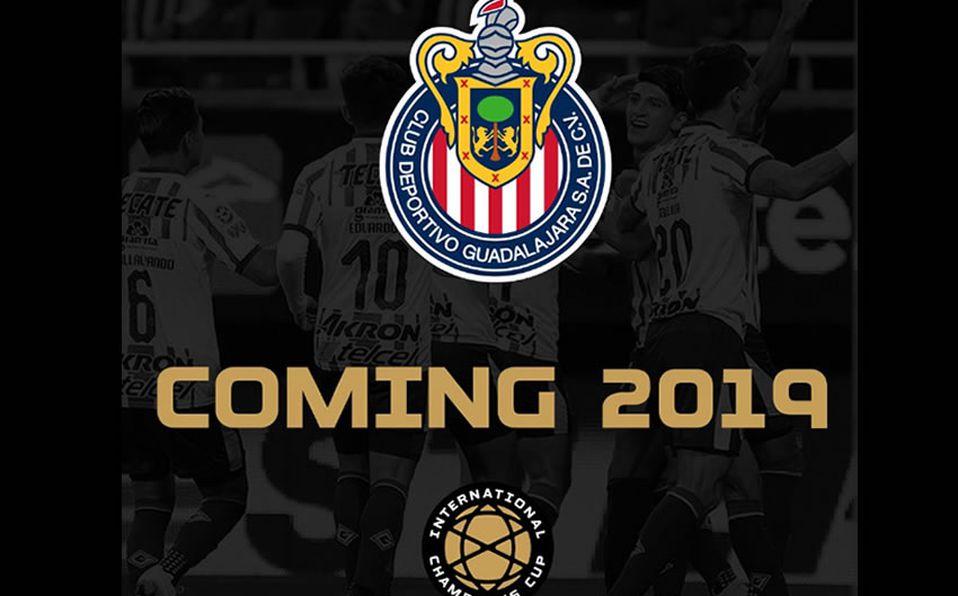 Chivas International Champions Cup Calendario.Chivas Confirmado Para Disputar La Champions Cup Mediotiempo