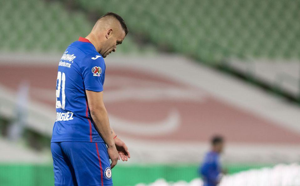 Jonathan Rodríguez se perderá el juego entre León y Cruz Azul por una lesión muscular