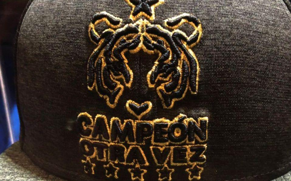 New Era lanza la gorra  Campeón Otra Vez  de Tigres 2db668e1166