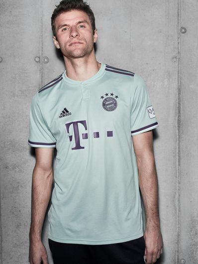 La nueva playera alternativa del Bayern Munich 2018-2017 5e622354763d9