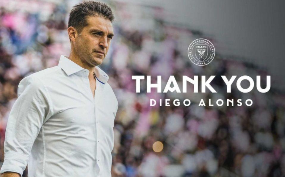 Diego Alonso queda fuera del Inter Miami; Phil Neville sería nuevo DT -  Mediotiempo