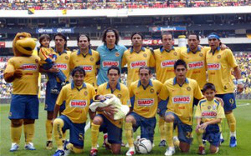 the latest 689db 98911 El América presentó la lista de jugadores para el Mundial ...