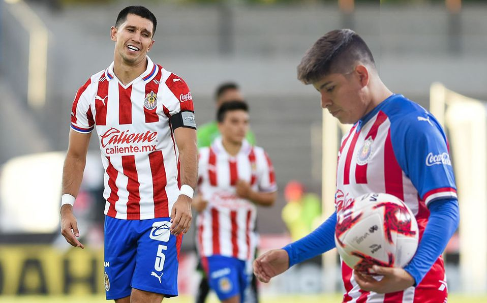 Chofis López y Alexis Peña asistieron con Dieter Villalpando a la fiesta, podrían ser dados de baja por Chivas