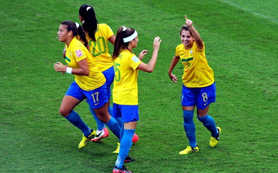 724a6998e302f Se postulará Brasil para organizar Mundial de futbol femenino en 2019
