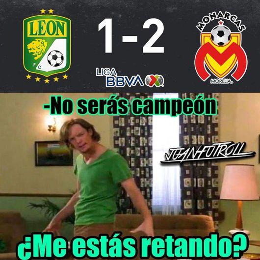Los mejores memes de la derrota de León y Querétaro