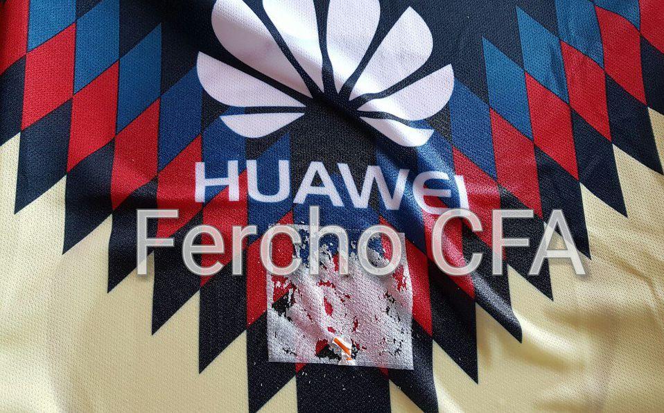 Ingenio mexicano  azulcremas borran patrocinio en playera del América 392e88f392ead