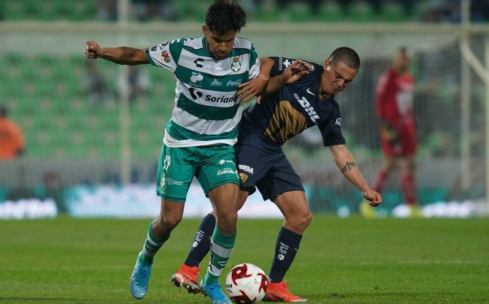 Renacimiento Tregua Laboratorio  Pumas vs Santos: dónde ver hoy en vivo el partido de Copa MX - Mediotiempo