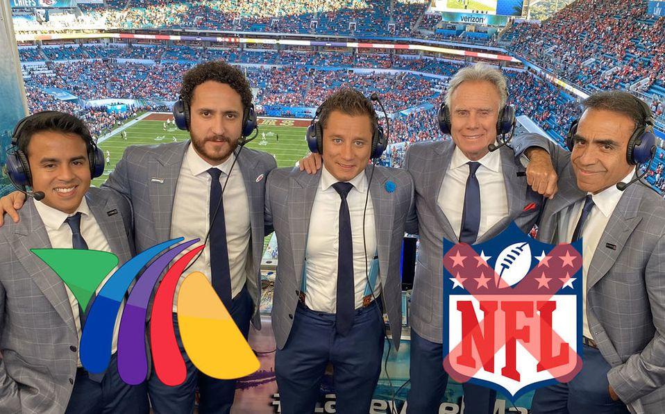 TV Azteca deja de transmitir NFL en México ¿y Enrique Garay a ESPN? -  Mediotiempo
