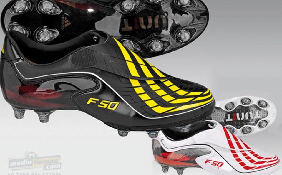 a42af1d1d8f80 Los nuevos F50 de Adidas  alta tecnología