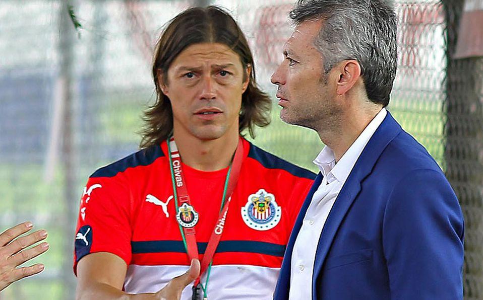 Matías Almeyda dijo que José Luis Higuera no lo bloqueó para ...