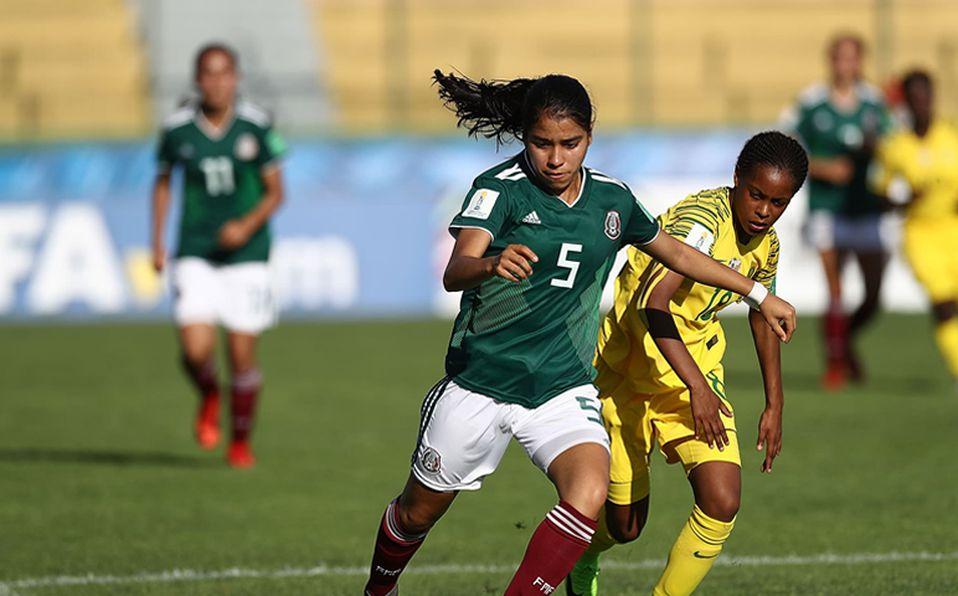 Tri Femenil Sub-17 perdonó a Sudáfrica en debut en Mundial de Uruguay d0a26b622333e