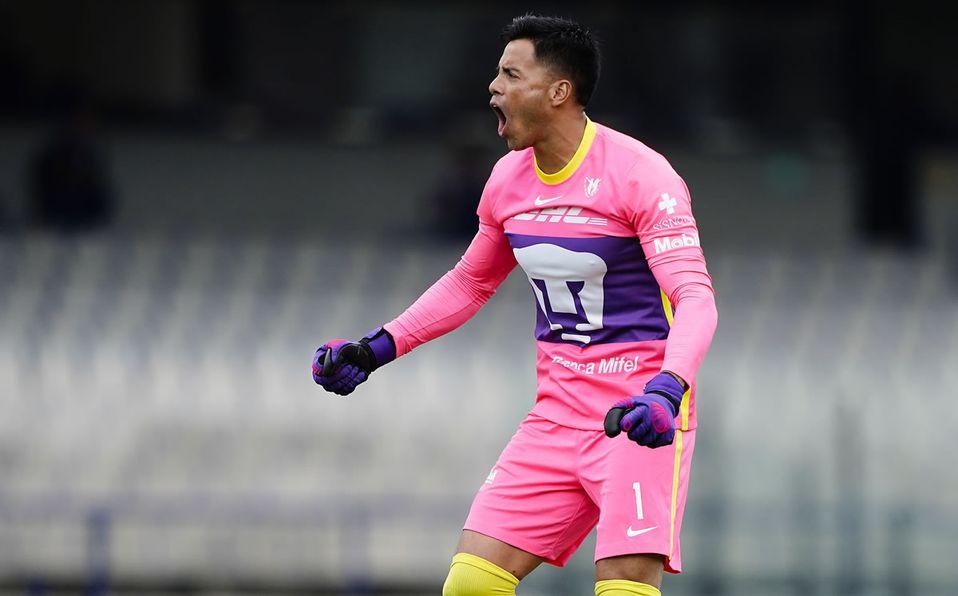 Alfredo Talavera podría reaparecer para la vuelta de los cuartos de final con los Pumas