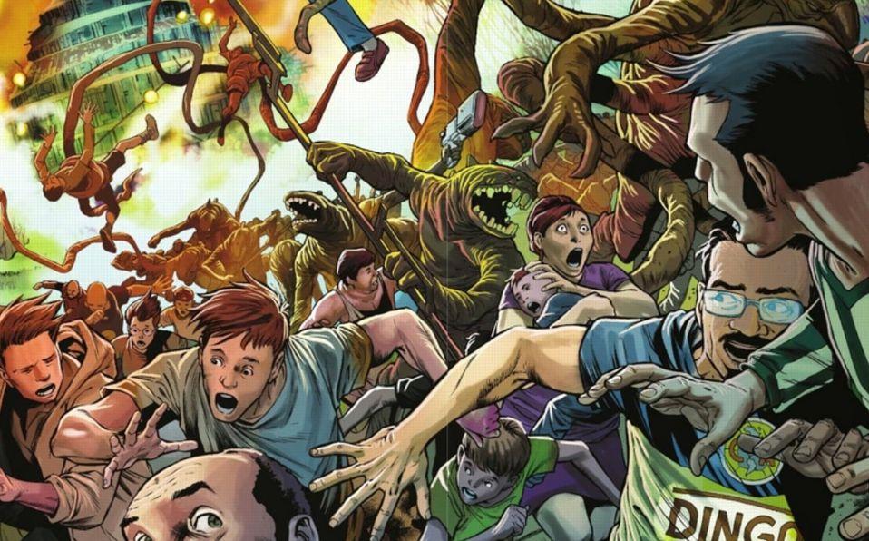 La playera del América aparece en un popular cómic de Marvel