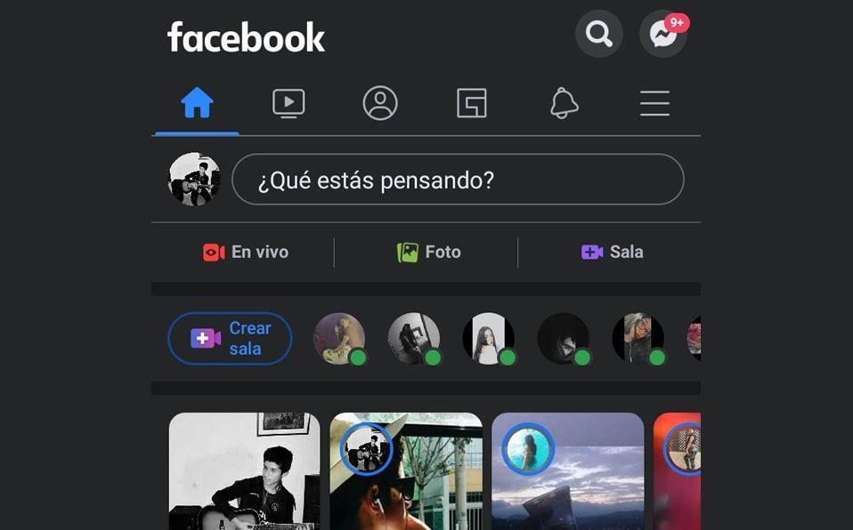 Cómo cambiar el modo oscuro de Facebook en celulares? - Mediotiempo