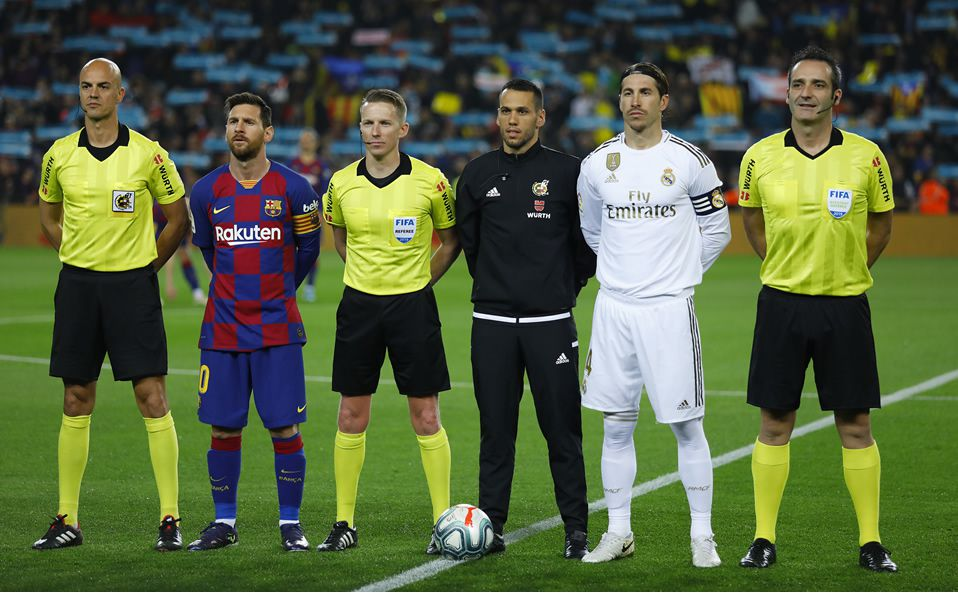 Cuánto Cuesta Asistir Al Partido Real Madrid Vs Barcelona Mediotiempo