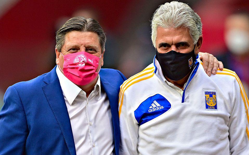 Tigres anunciará esta semana a Miguel Herrera como su nuevo técnico