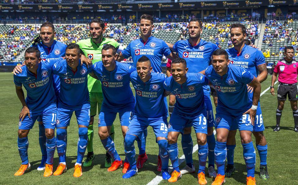 Resultado de imagen para Cruz Azul equipo 2019