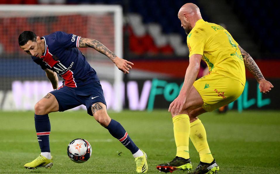 Roban casa de Ángel Di María mientras jugaba el PSG vs Nantes - Mediotiempo
