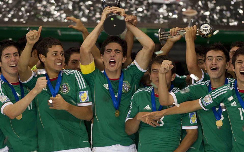 Resultado de imagen para mexico campeon sub 17