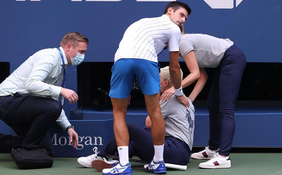 Que Pierde Novak Djokovic Tras Irse Del Us Open Anuncian Sanciones Mediotiempo