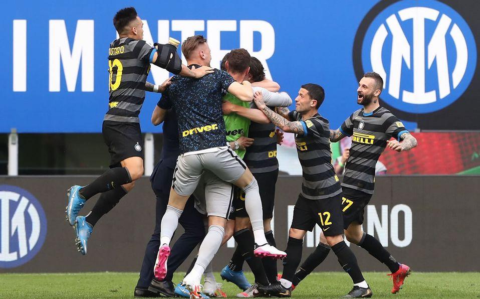 Inter Campeón de Italia! 11 años después terminó el legado de la Juve - Mediotiempo