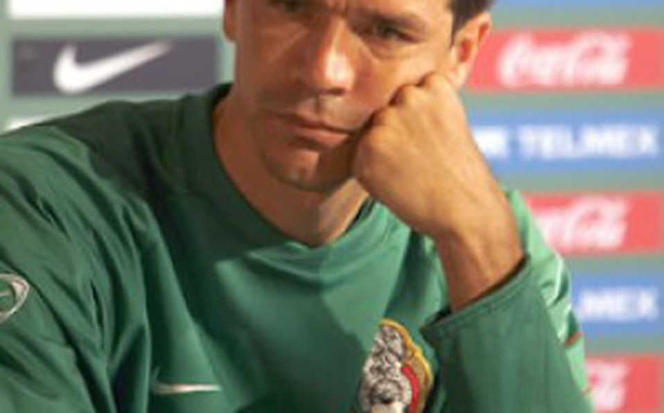 d922fefc8 Borgetti asegura que Oswaldo jugará de forma excelente en el Mundial