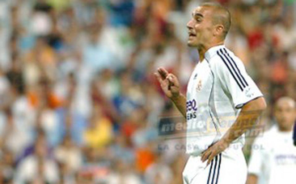 2869177c9 Fabio Cannavaro ve al Real Madrid favorito de su Grupo de la Champions