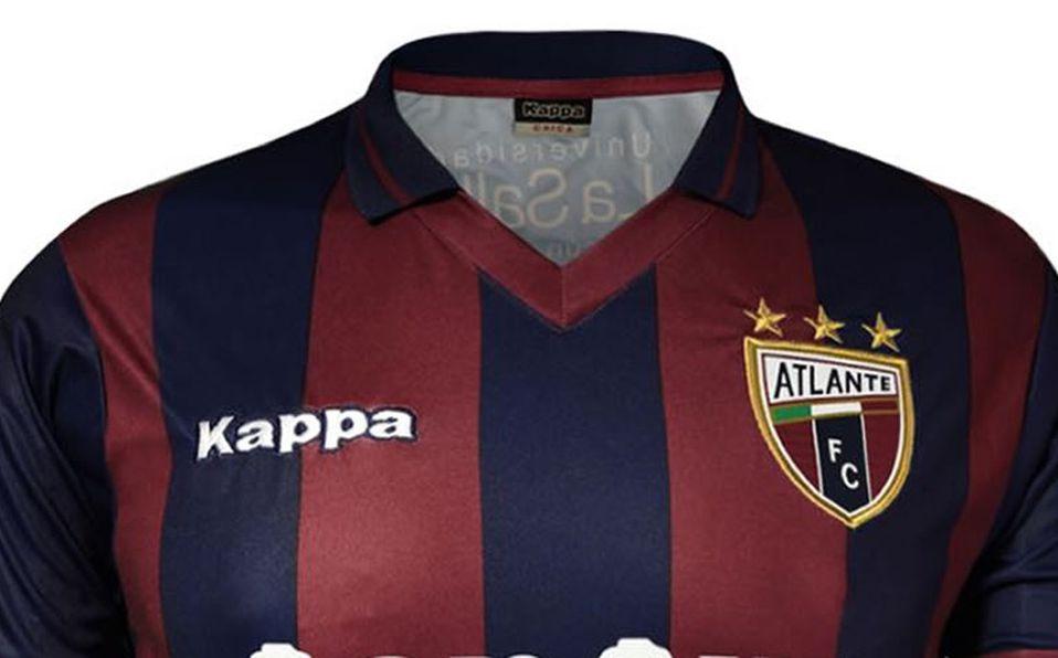 b8f17829b Atlante revela su nuevo jersey - Mediotiempo