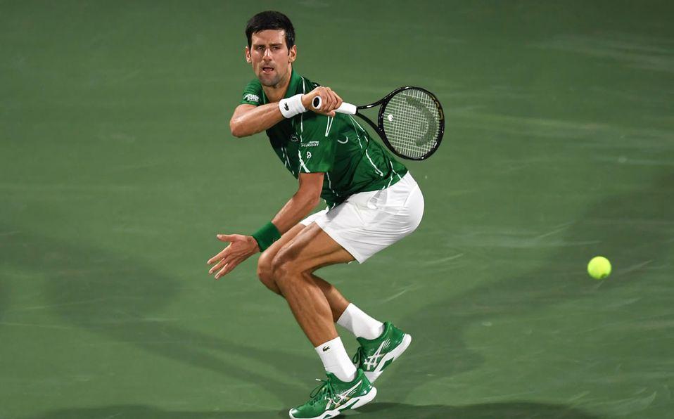 Novak Djokovic Confirma Que Estara En El Us Open Pese A Coronavirus Mediotiempo