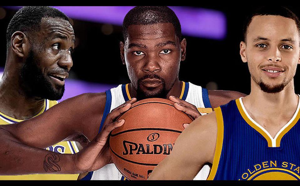 016ae2fac0278 Comienza la NBA con los mejores  pistoleros  en el Viejo Oeste