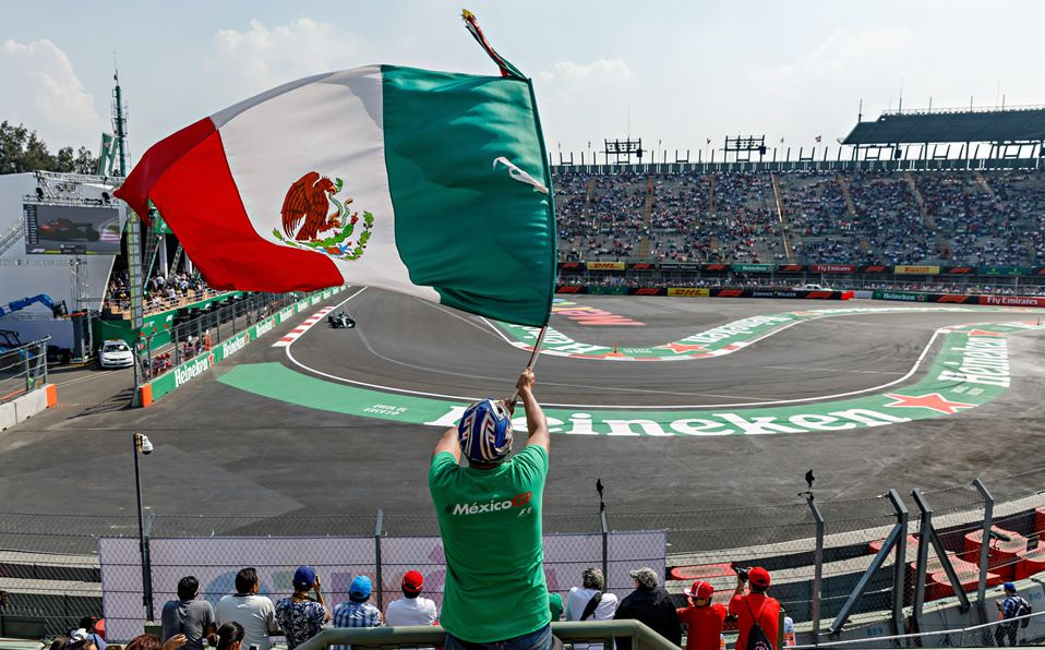 ¿La F1 le dice adiós a México?