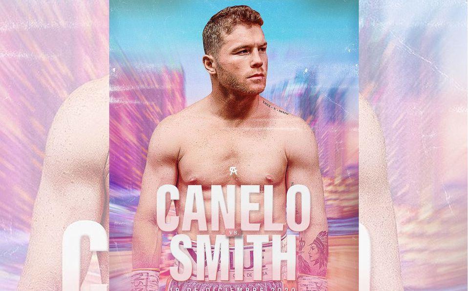 Es oficial! Canelo Álvarez vs. Callum Smith en diciembre - Mediotiempo