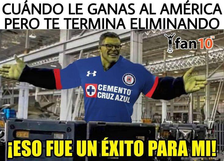 Memes Del Juego America Vs Cruz Azul
