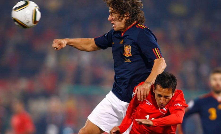 Carles Puyol Podría Seguir En La Selección Mediotiempo