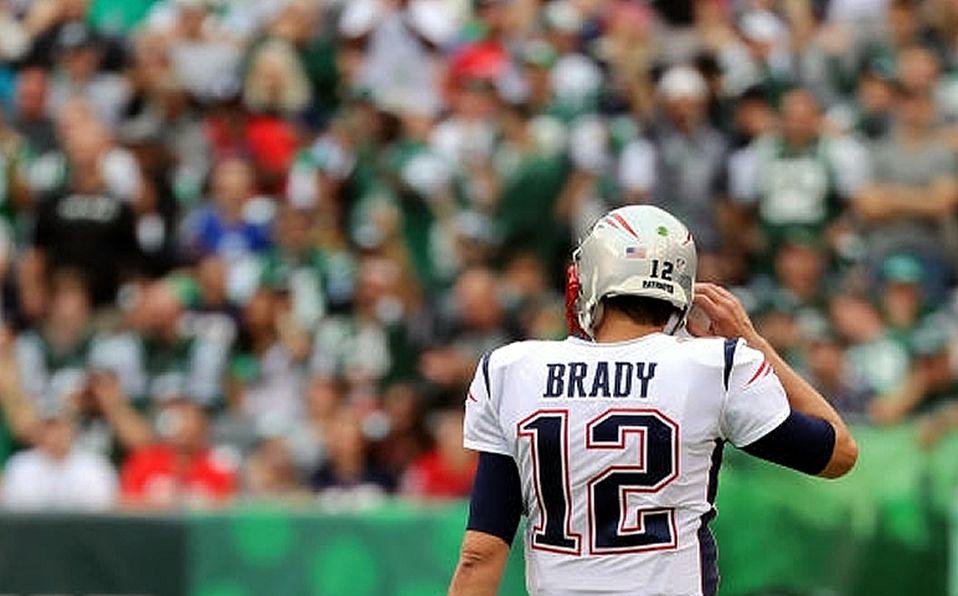 pretty nice 1c1fa 9b4ac Fans de los Jets quemaron un Tom Brady de cartón - Mediotiempo
