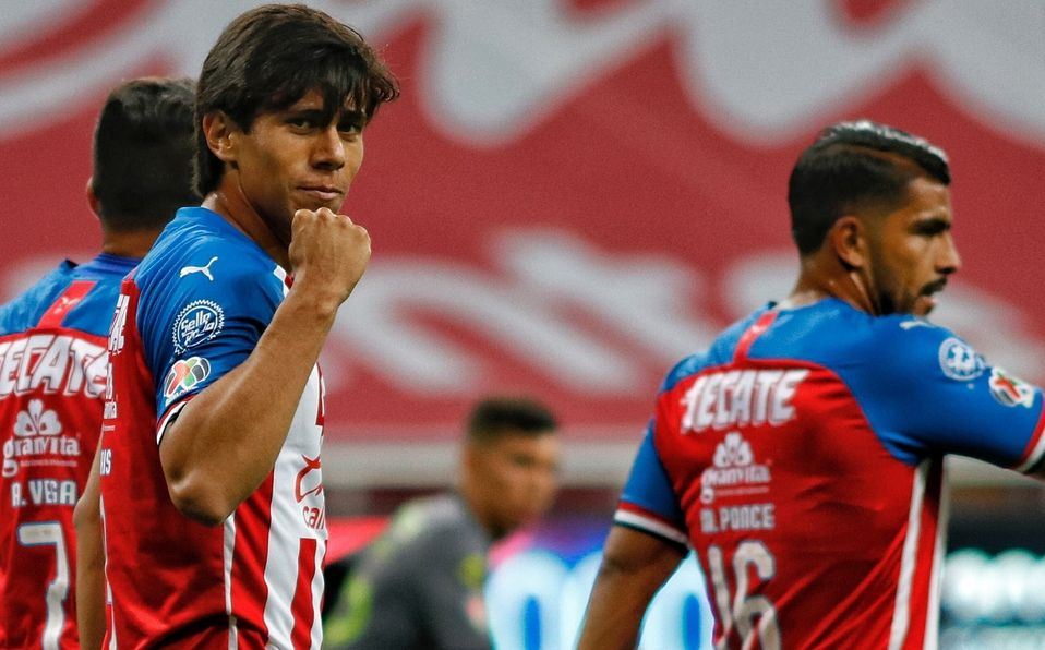 Chivas vs Atlas (2-0) Copa por México. El Clásico fue rojiblanco ...