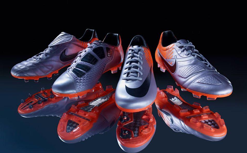 78de76e969 Lanzan Nike Elite Series, línea recargada de sus zapatos para futbol ...