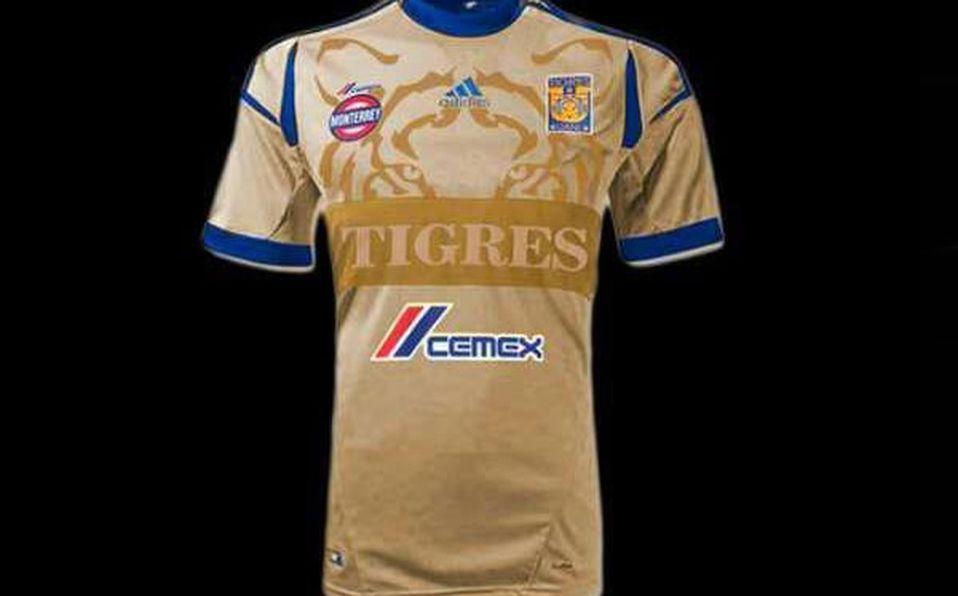 03f16f03f7537 Circula posible nueva playera de Tigres