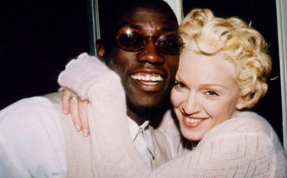 Planificado Parche microondas  Dennis Rodman. revela que Madonna le ofreció dinero por tener un hijo -  Mediotiempo