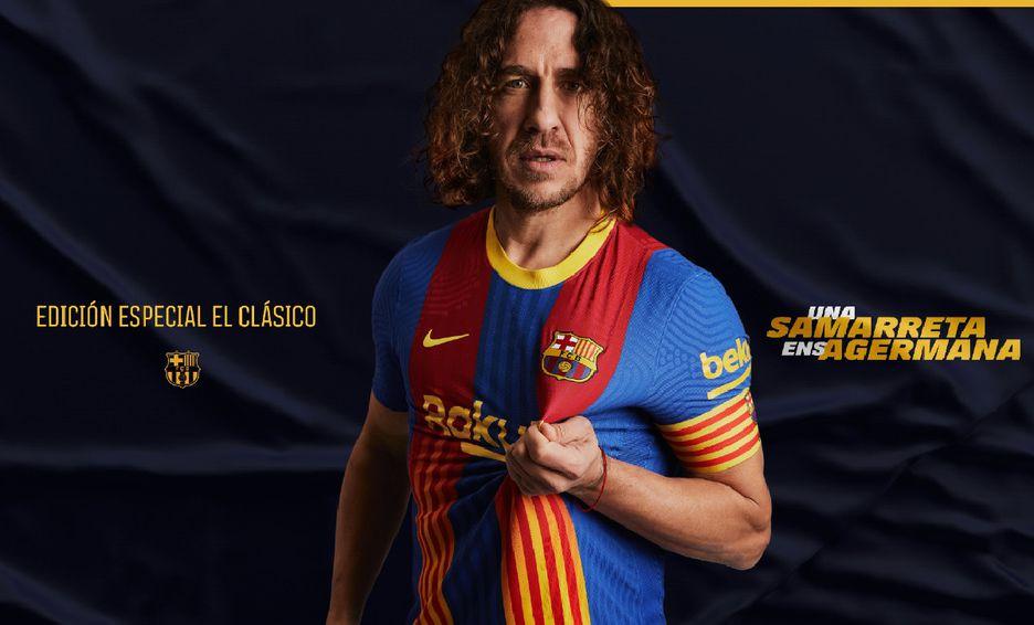 Barcelona Estrenará Playera Conmemorativa En Clásico Ante Real Madrid Mediotiempo