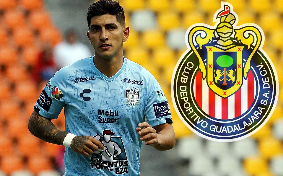 Víctor Guzmán se le declara a Chivas: Quiero ganar allá como revancha -  Mediotiempo