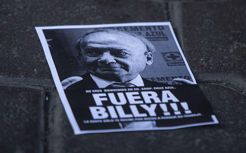 Cruz Azul: Billy Álvarez recibe apoyo de cooperativistas - Mediotiempo