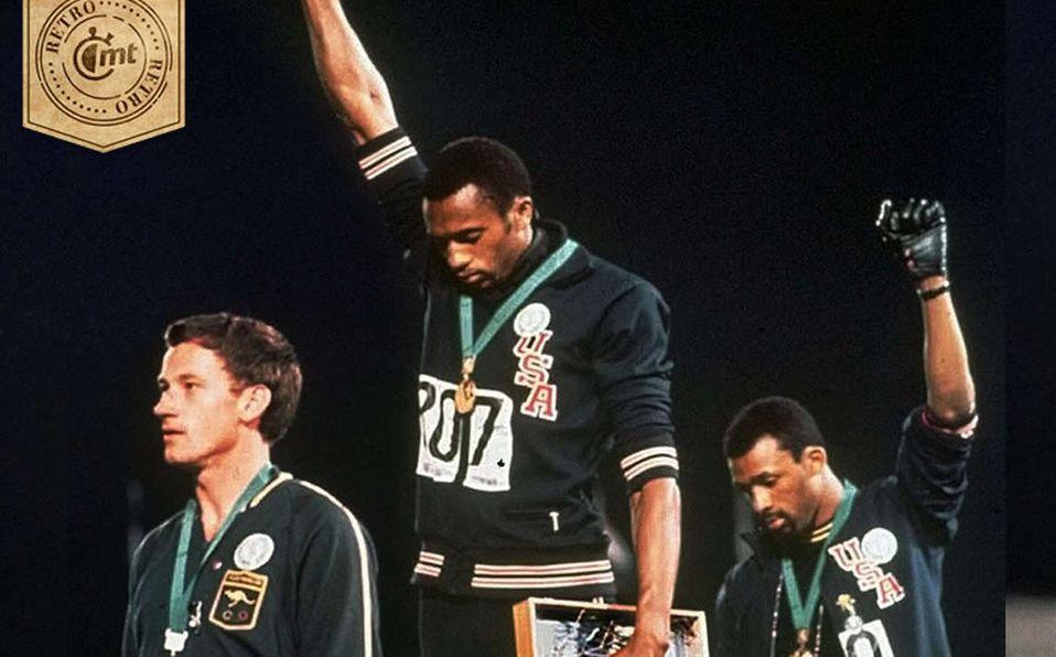 Black Power. Peter Norman, el héroe olvidado de México 1968 ...