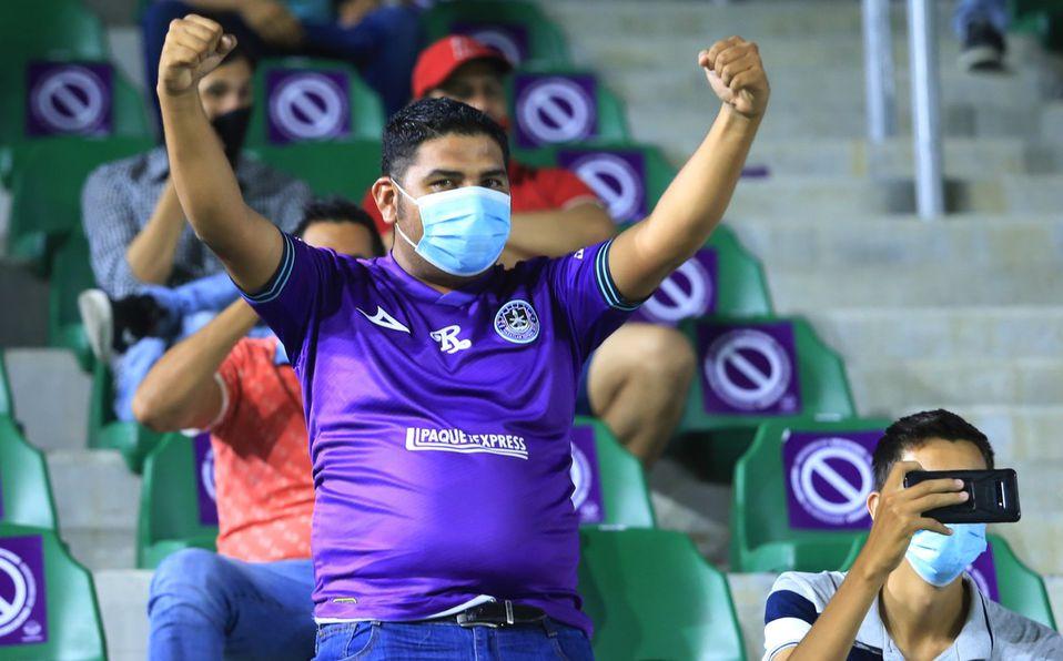 Mazatlán FC recibiría aficionados en su debut en el Guard1anes 2021 ante Necaxa