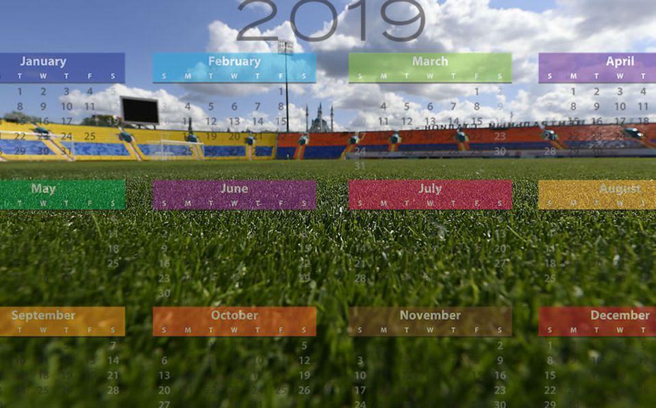¡Calendario deportivo 2019! Los eventos más importantes a seguir durante el  año e406f501847