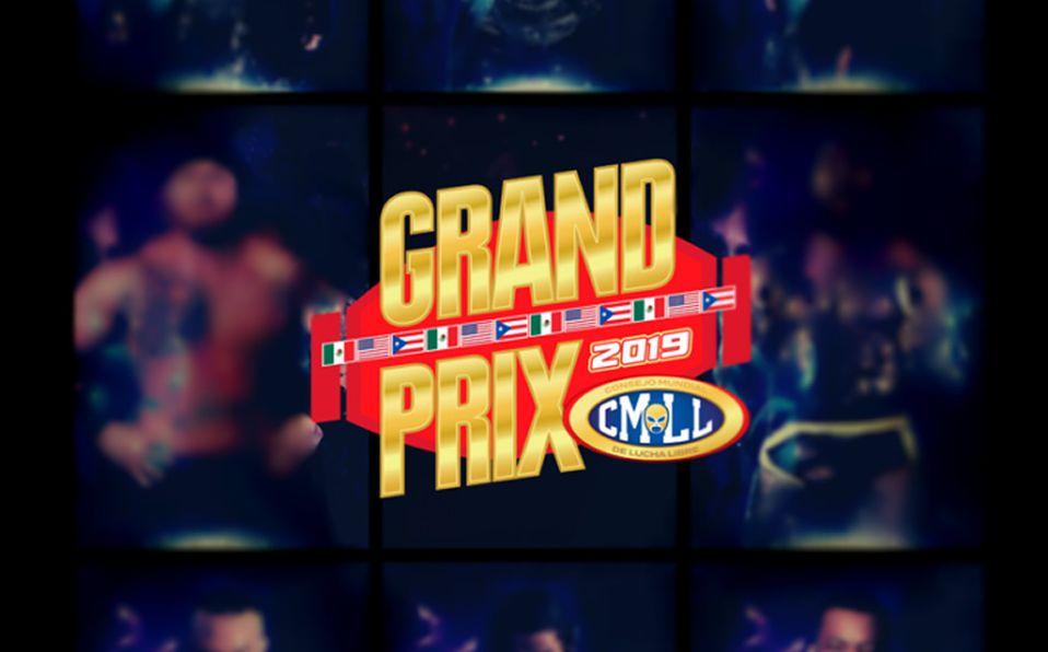 Los equipos del Grand Prix quedaron confirmados. (Foto: CMLL)